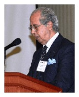 Dr. Salman Abu Sitta at sixth Annual International Al-Awda Convention